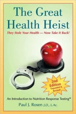 Dr Della Parker_The Great Health Heist_Review