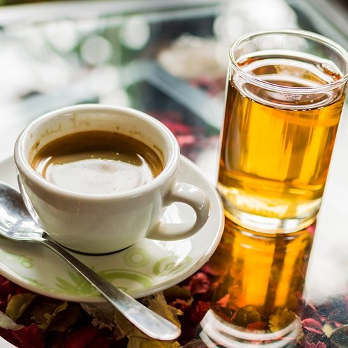 Dr Della Parker_Coffee vs Tea - Which Is Better For Your Health