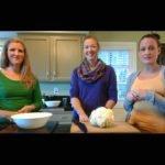 How to Make Cauliflower Rice & Homemade Mayo