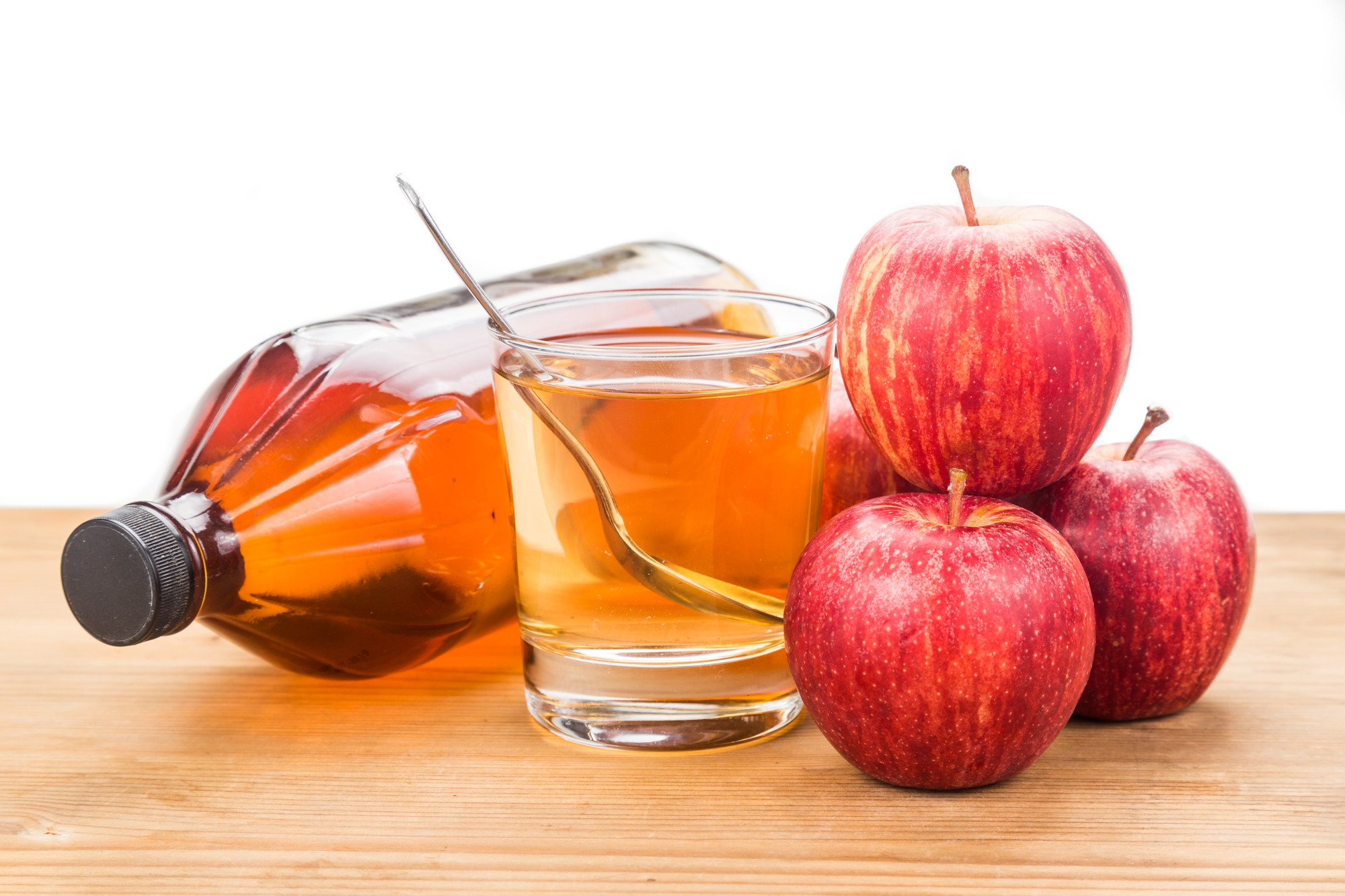 Stellar Health and Wellness recommends adding natural apple cider vinegar to your diet